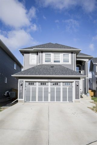 Main Photo: 504 Armitage Close: Sherwood Park House for sale : MLS®# E4119525