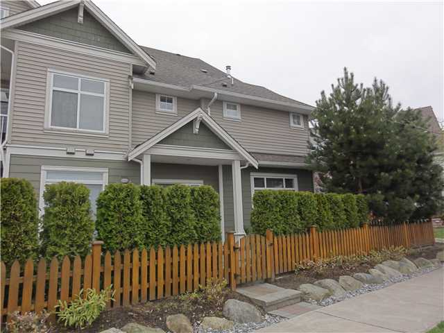"Main Photo: 15 6300 LONDON Road in Richmond: Steveston South Townhouse for sale in ""MCKINNEY CROSSING"" : MLS® # V888003"