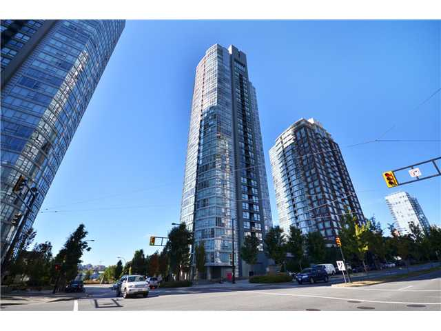 Main Photo: 1206 1495 RICHARDS Street in Vancouver: Yaletown Condo for sale (Vancouver West)  : MLS® # V972526
