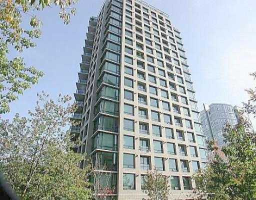 Main Photo: 1704 1003 Burnaby St in Vancouver: West End NW Condo for sale (Vancouver West)  : MLS(r) # V984243