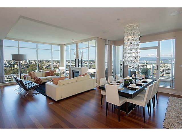 Main Photo: 2002 1515 HOMER ME in Vancouver: Yaletown Condo for sale (Vancouver West)  : MLS® # V1005243