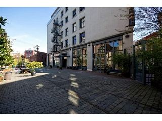 Main Photo: # 205 55 E CORDOVA ST in Vancouver: Downtown VE Condo for sale (Vancouver East)  : MLS® # V1001522