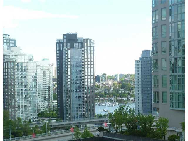 "Main Photo: # 1101 1330 HORNBY ST in Vancouver: Downtown VW Condo for sale in ""HORNBY COURT"" (Vancouver West)  : MLS® # V1040387"