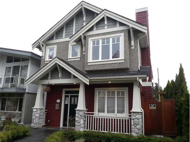 Main Photo: 2796 W 22ND Avenue in Vancouver: Arbutus House for sale (Vancouver West)  : MLS® # V1056306