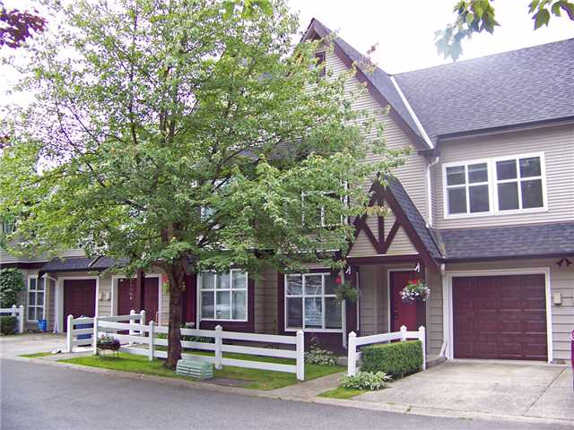 "Main Photo: 37 11757 236TH Street in Maple Ridge: Cottonwood MR Townhouse for sale in ""GALIANO"" : MLS®# V1063603"