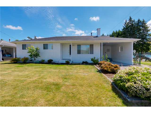 Main Photo: 8208 WADHAM Drive in Delta: Nordel House for sale (N. Delta)  : MLS® # F1415974