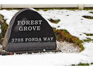 Main Photo: 60 3705 FONDA Way SE in CALGARY: Fonda Townhouse for sale (Calgary)  : MLS(r) # C3636203