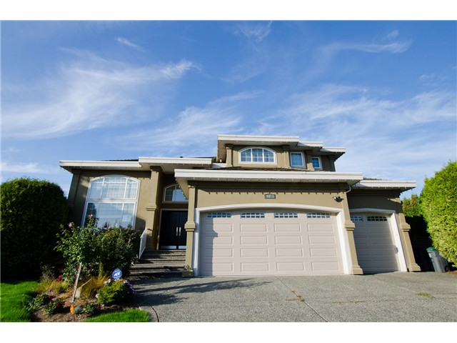 "Main Photo: 15313 57TH Avenue in Surrey: Sullivan Station House for sale in ""Sullivan Station"" : MLS®# F1424720"
