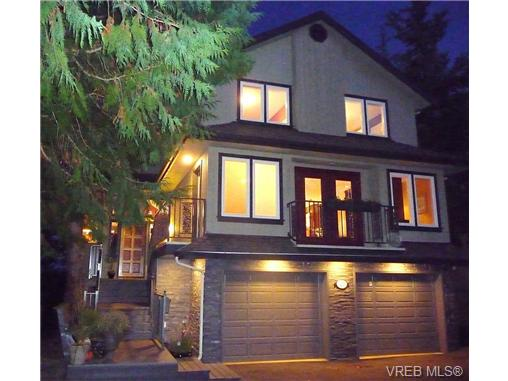 Main Photo: 5255 Parker Avenue in VICTORIA: SE Cordova Bay Single Family Detached for sale (Saanich East)  : MLS® # 346813