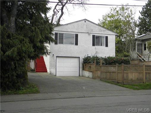 Main Photo: 1346 Hampshire Road in VICTORIA: OB South Oak Bay Single Family Detached for sale (Oak Bay)  : MLS® # 348189