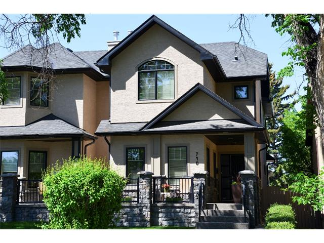Main Photo: 740 22 Avenue NW in Calgary: Mount Pleasant House for sale : MLS®# C4016208