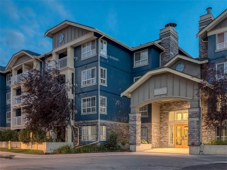 Main Photo: 329 35 RICHARD Court SW in Calgary: Lincoln Park Condo for sale : MLS(r) # C4030447
