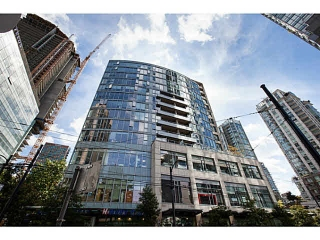 Main Photo: 605 822 SEYMOUR Street in Vancouver: Downtown VW Condo for sale (Vancouver West)  : MLS®# V1143068