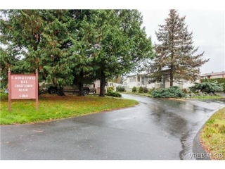 Main Photo: 27 1393 Craigflower Road in VICTORIA: VR Glentana Manu Single-Wide for sale (View Royal)  : MLS® # 357662