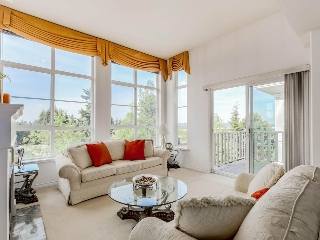 "Main Photo: 411 522 SMITH Avenue in Coquitlam: Coquitlam West Condo for sale in ""THE SEDONA"" : MLS(r) # R2075894"