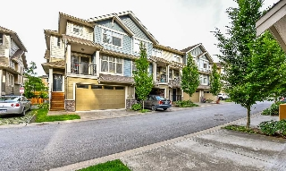 "Main Photo: 51 22225 50 Avenue in Langley: Murrayville Townhouse for sale in ""MURRAY'S LANDING"" : MLS®# R2075998"