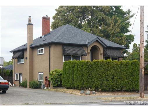 Main Photo: 1024 Bay Street in VICTORIA: Vi Hillside Single Family Detached for sale (Victoria)  : MLS(r) # 367052