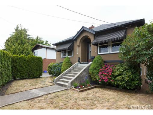 Photo 2: 1024 Bay Street in VICTORIA: Vi Hillside Single Family Detached for sale (Victoria)  : MLS(r) # 367052