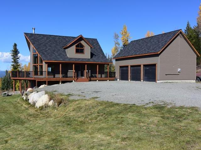 Main Photo: Map location: 10365 FINLAY ROAD in : Heffley House for sale (Kamloops)  : MLS®# 137268