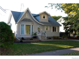 Main Photo: 55 Lawndale Avenue in Winnipeg: Norwood Flats Residential for sale (2B)  : MLS(r) # 1627193