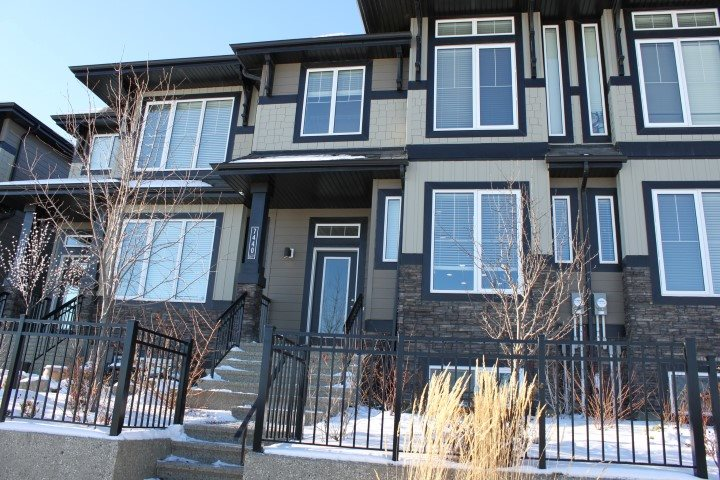 Main Photo: 7440 May Common in Edmonton: Zone 14 Attached Home for sale : MLS® # E4046472