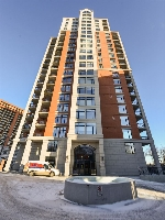 Main Photo: Edmonton Downtown Condos 1007, 9020 Jasper Avenue Edmonton E4046832