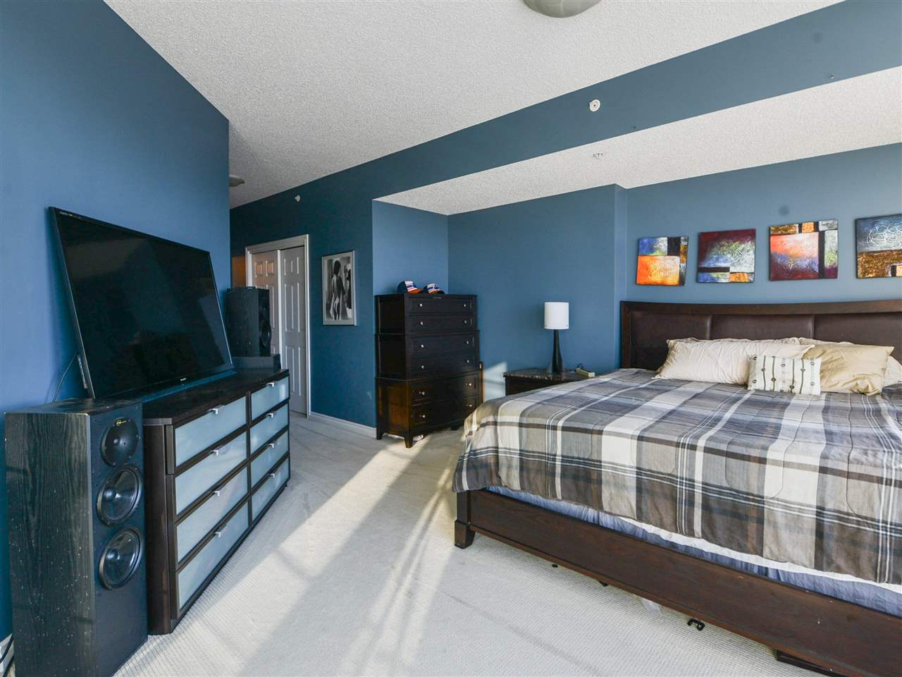 Photo 21: 1007 9020 Jasper Avenue Edmonton Downtown Condo One Bed & Den E4046832