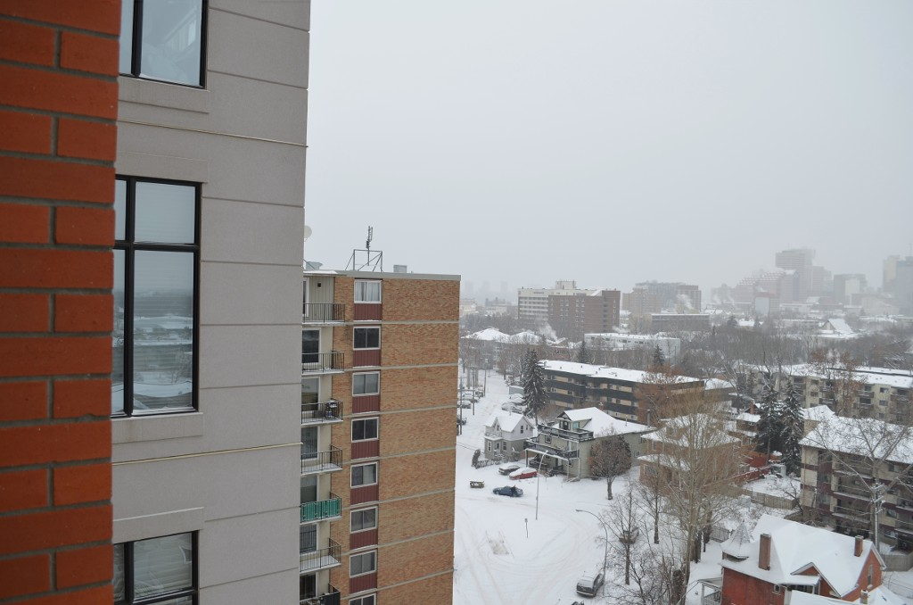 Photo 42: 1007 9020 Jasper Avenue Edmonton Downtown Condo One Bed & Den E4046832