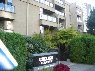 "Main Photo: 507 1040 PACIFIC Street in Vancouver: West End VW Condo for sale in ""CHELSEA TERRACE"" (Vancouver West)  : MLS(r) # R2142171"