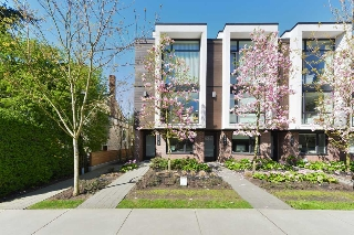 "Main Photo: 1891 W 2ND Avenue in Vancouver: Kitsilano Townhouse for sale in ""The Blanch"" (Vancouver West)  : MLS(r) # R2158515"