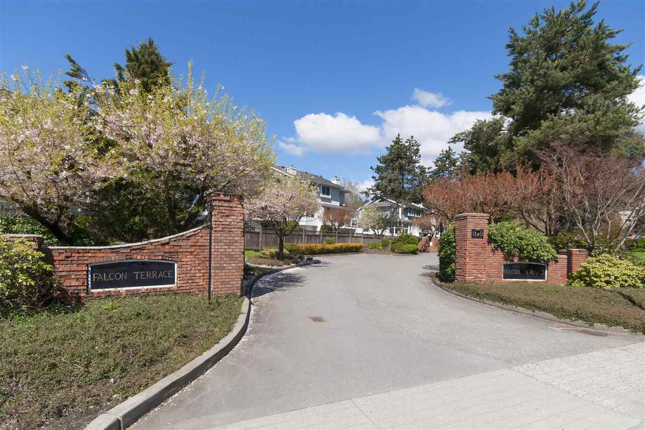 Main Photo: 36 1190 FALCON Drive in Coquitlam: Eagle Ridge CQ Townhouse for sale : MLS® # R2158840