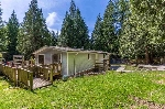 "Main Photo: 3237 CRYSTAL Road: Roberts Creek Manufactured Home for sale in ""Upper Roberts Creek"" (Sunshine Coast)  : MLS® # R2160860"