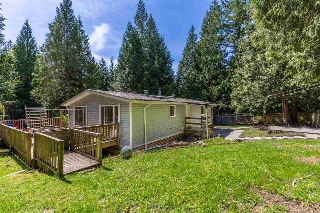 "Main Photo: 3237 CRYSTAL Road: Roberts Creek Manufactured Home for sale in ""Upper Roberts Creek"" (Sunshine Coast)  : MLS®# R2160860"