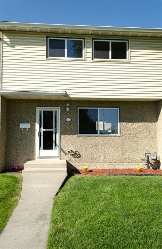 Main Photo: 440 HERMITAGE Road in Edmonton: Zone 35 Townhouse for sale : MLS(r) # E4062155