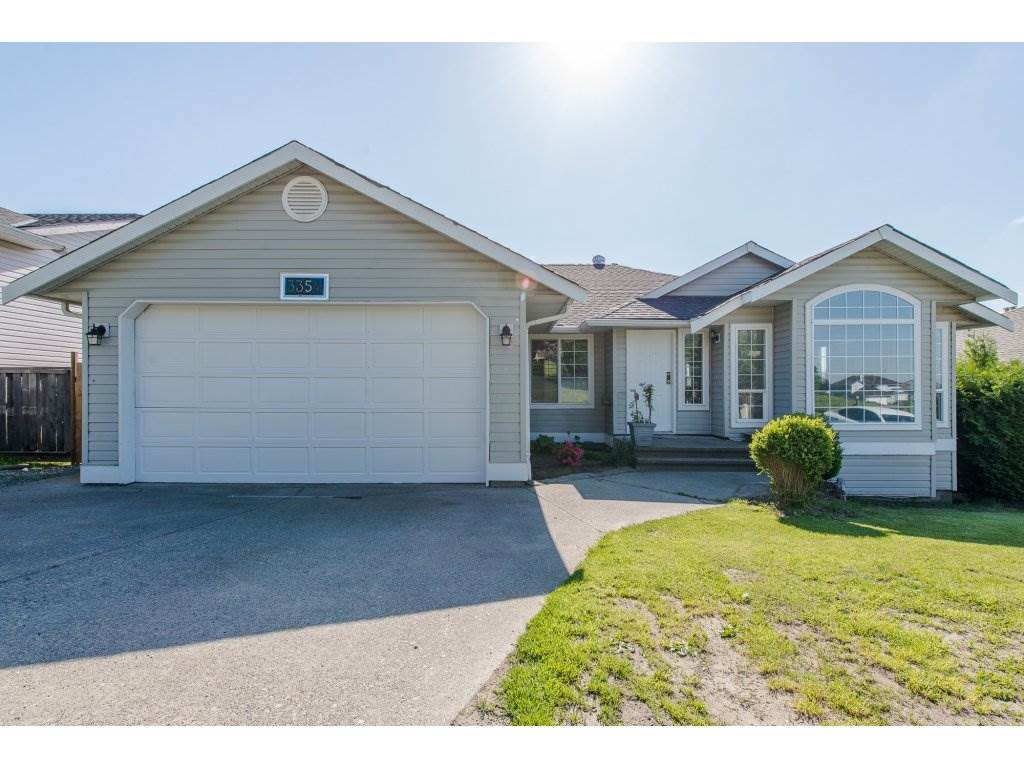 Main Photo: 3354 TOWNLINE Road in Abbotsford: Abbotsford West House for sale : MLS(r) # R2170304