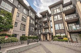 "Main Photo: 115 225 FRANCIS Way in New Westminster: Fraserview NW Condo for sale in ""The Whittaker"" : MLS(r) # R2170820"