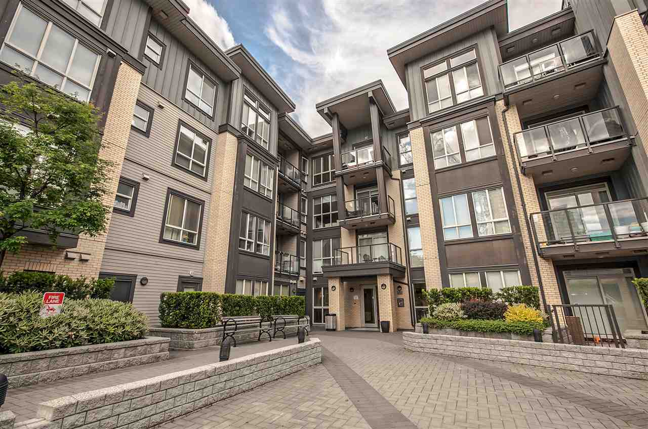 "Main Photo: 115 225 FRANCIS Way in New Westminster: Fraserview NW Condo for sale in ""The Whittaker"" : MLS®# R2170820"