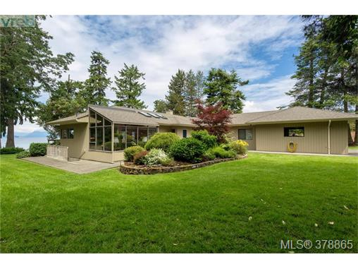 Main Photo: 9728 Glynnwood Park Road in NORTH SAANICH: NS Ardmore Single Family Detached for sale (North Saanich)  : MLS(r) # 378865