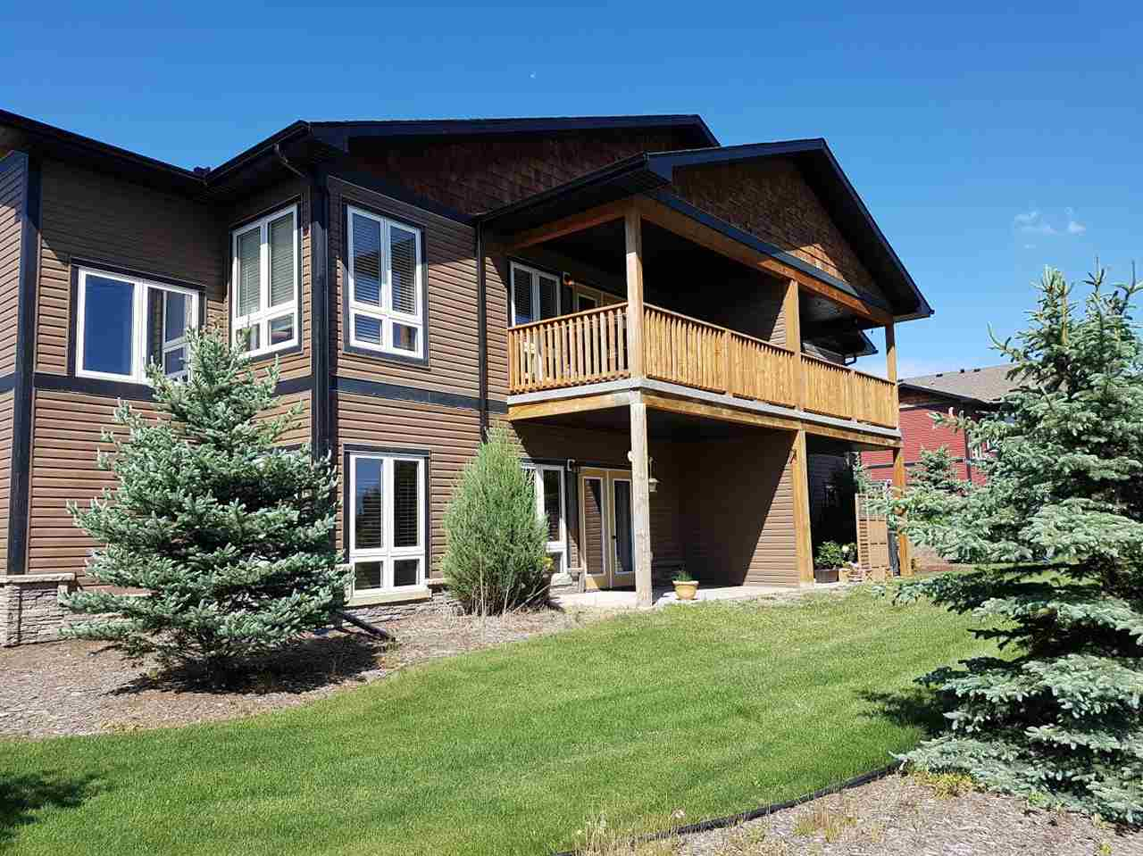 Main Photo: 801 GRAYBRIAR Green: Stony Plain Townhouse for sale : MLS(r) # E4068982