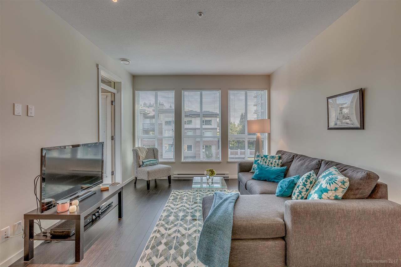 "Photo 10: 318 3107 WINDSOR Gate in Coquitlam: New Horizons Condo for sale in ""BRADLEY HOUSE AT WINDSOR GATE"" : MLS® # R2184767"