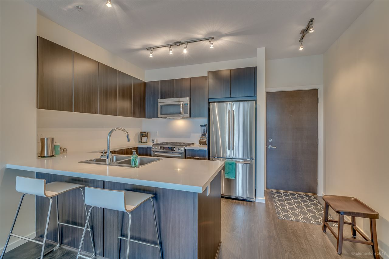 "Photo 3: 318 3107 WINDSOR Gate in Coquitlam: New Horizons Condo for sale in ""BRADLEY HOUSE AT WINDSOR GATE"" : MLS® # R2184767"