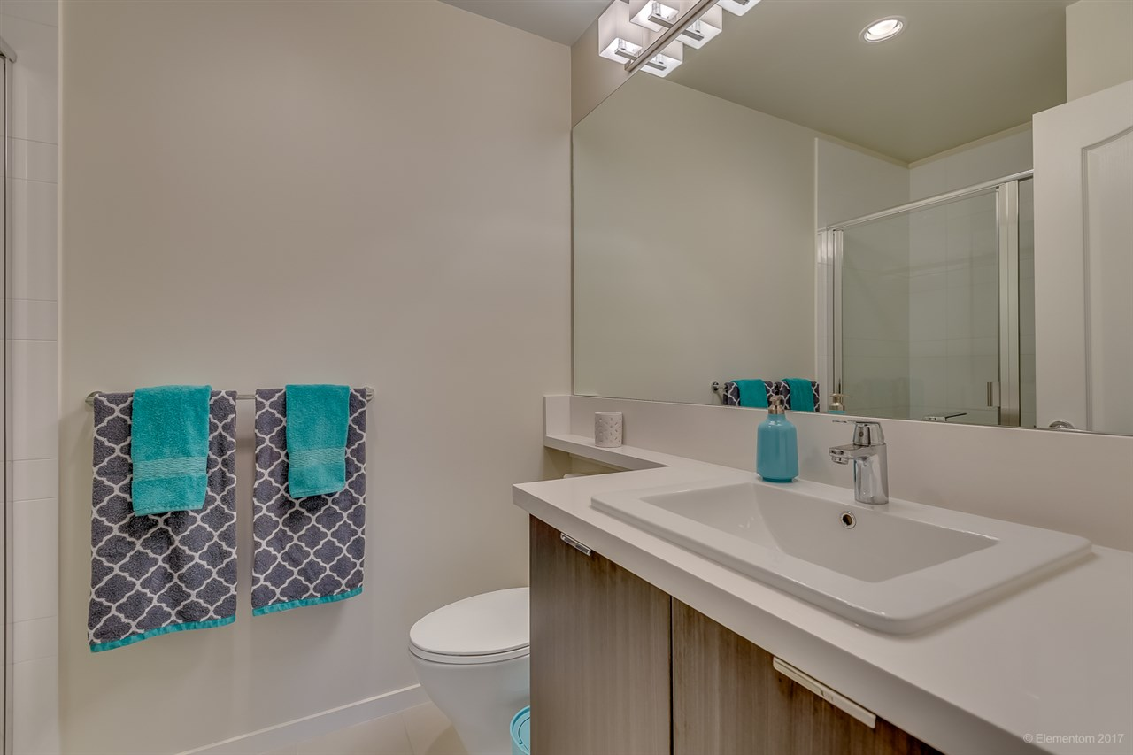 "Photo 14: 318 3107 WINDSOR Gate in Coquitlam: New Horizons Condo for sale in ""BRADLEY HOUSE AT WINDSOR GATE"" : MLS® # R2184767"