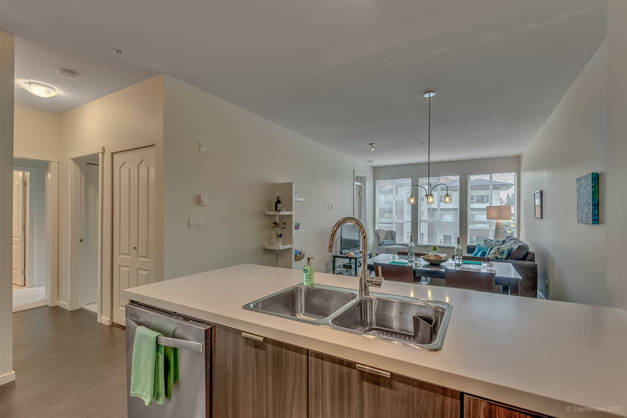 "Photo 7: 318 3107 WINDSOR Gate in Coquitlam: New Horizons Condo for sale in ""BRADLEY HOUSE AT WINDSOR GATE"" : MLS® # R2184767"