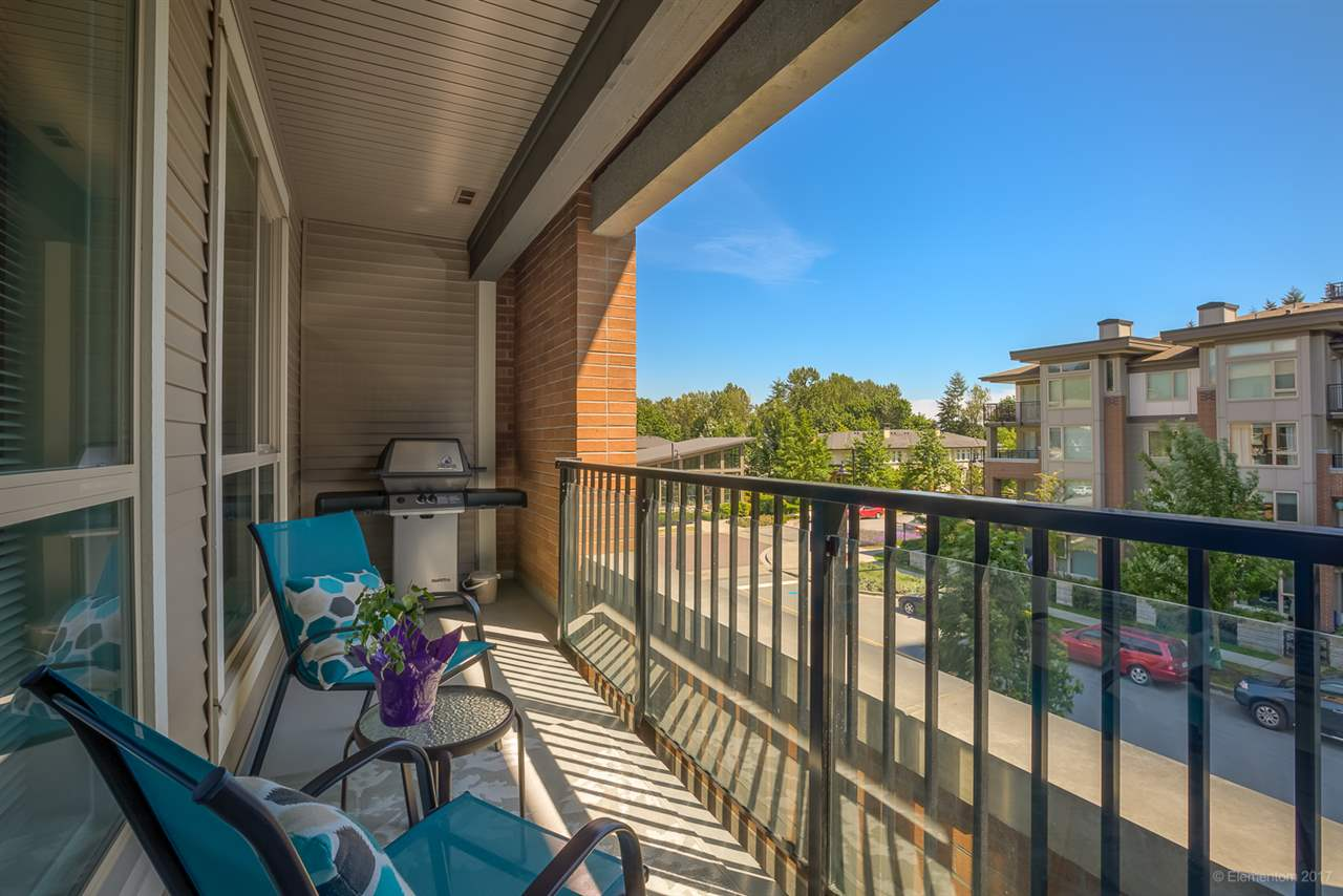 "Photo 17: 318 3107 WINDSOR Gate in Coquitlam: New Horizons Condo for sale in ""BRADLEY HOUSE AT WINDSOR GATE"" : MLS® # R2184767"