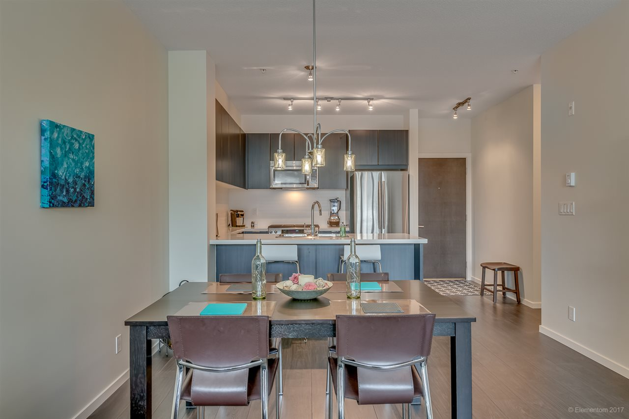 "Photo 9: 318 3107 WINDSOR Gate in Coquitlam: New Horizons Condo for sale in ""BRADLEY HOUSE AT WINDSOR GATE"" : MLS® # R2184767"