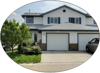 Main Photo: 27 450 HYNDMAN Crescent in Edmonton: Zone 35 House Half Duplex for sale : MLS® # E4073603
