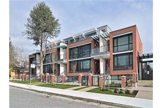 Main Photo: 6350 ASH Street in Vancouver: Oakridge VW Townhouse for sale (Vancouver West)  : MLS® # R2189128