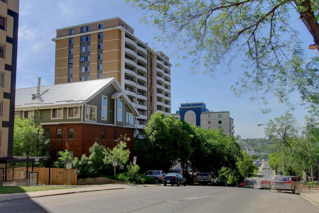 Photo 18: 9725 106 ST NW in Edmonton: Zone 12 Condo for sale