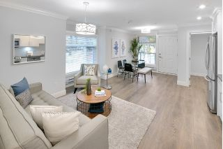 "Main Photo: 5196 CHAMBERS Street in Vancouver: Collingwood VE Townhouse for sale in ""Norquay Park Gardens"" (Vancouver East)  : MLS® # R2220073"