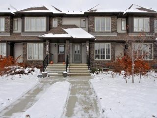 Main Photo:  in Edmonton: Zone 56 Attached Home for sale : MLS® # E4088453